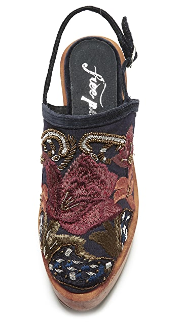 Free People Cosmic Storm Clogs