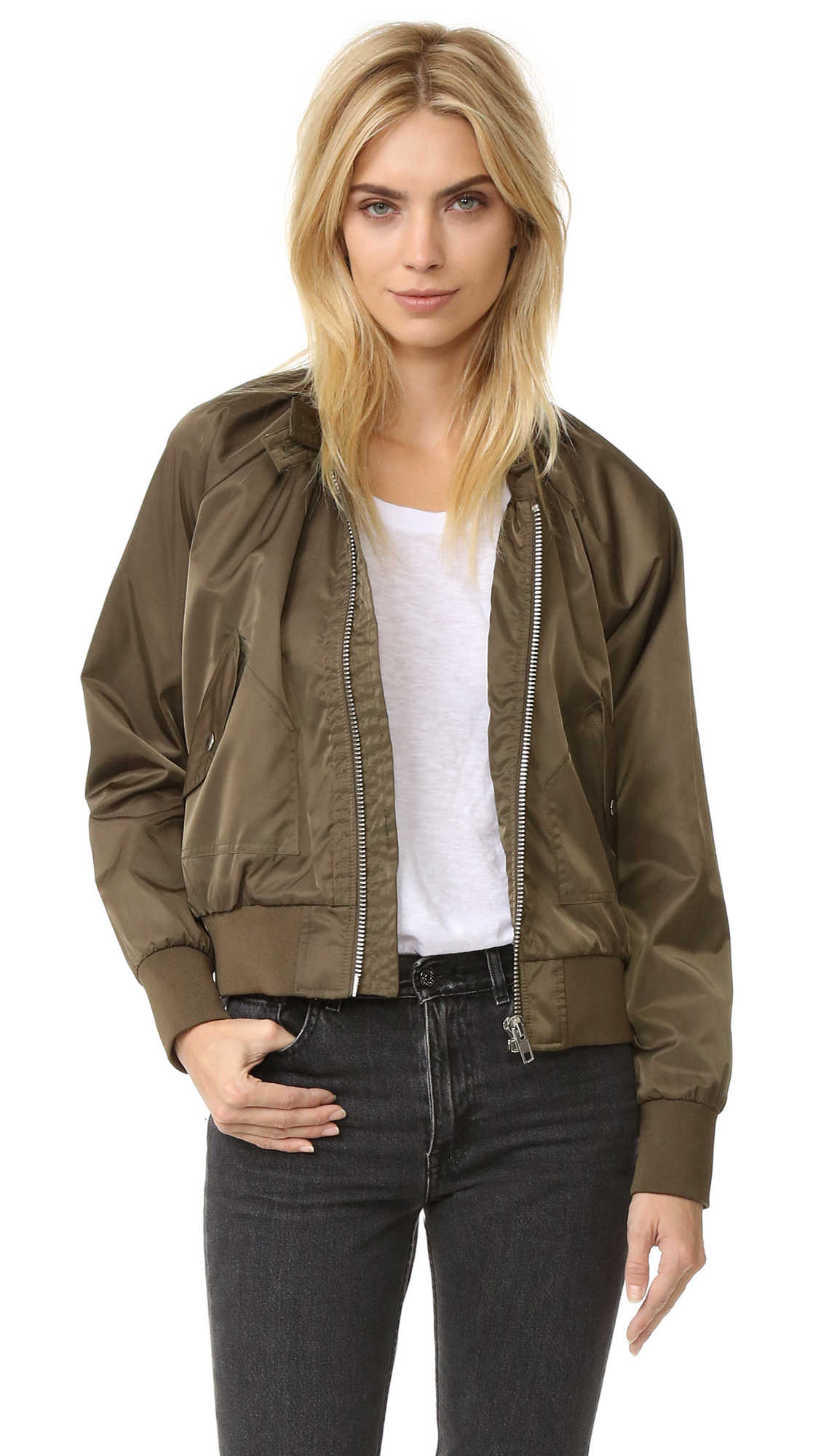 301238424c23 Free People Midnight Bomber Jacket | SHOPBOP