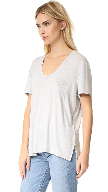 Free People Rising Sun Tee