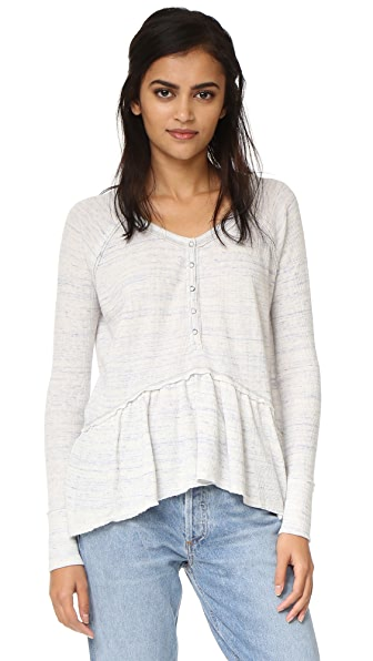 Free People Coastline Tee