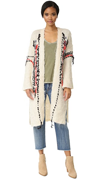 Free People Geneva Cardigan