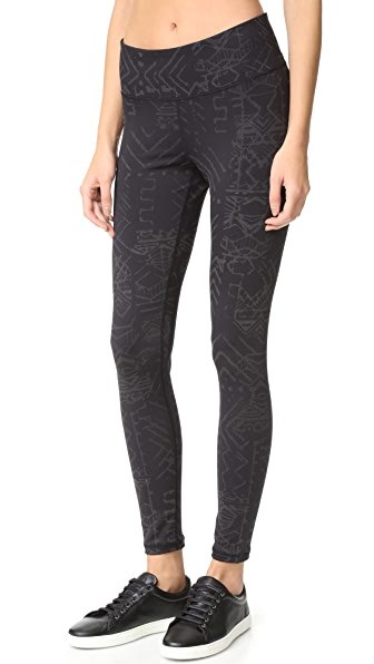 Free People Movement Cleo Reflective Leggings