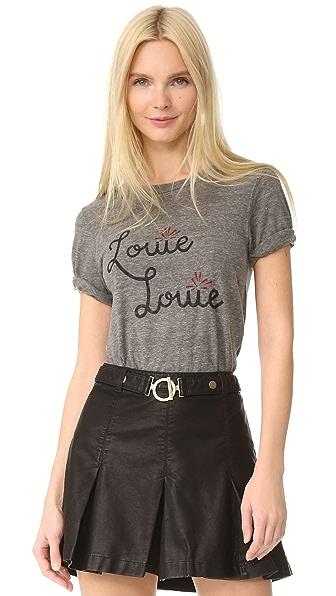 Free People Louie Louie Tee