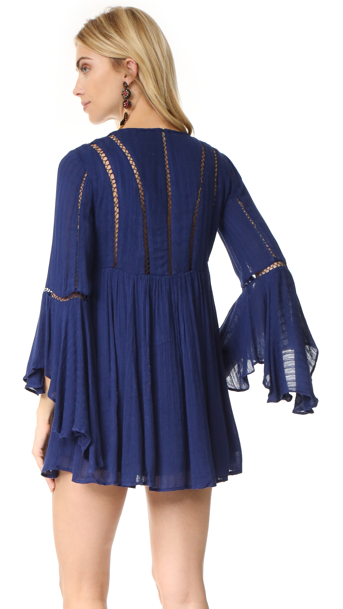 95bf82b1956 Free People Romeo Mini Dress
