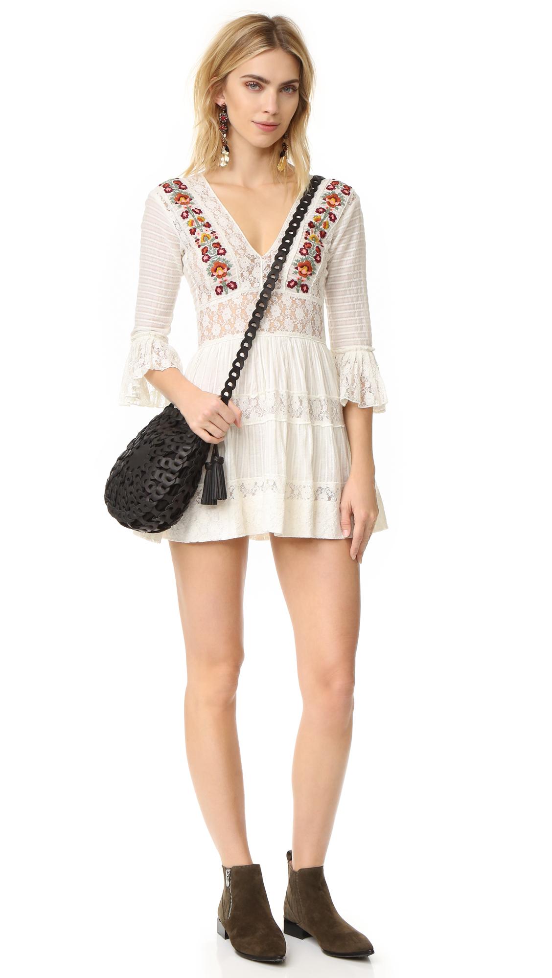 15c71f769410 Free People Antiquity Mini Dress | SHOPBOP