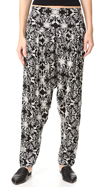 Free People Casablanca Harem Pants