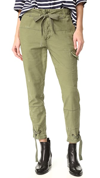 Free People Don't Get Lost Utility Pants