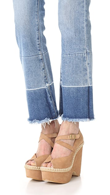 Free People Terrace Platform Wedges