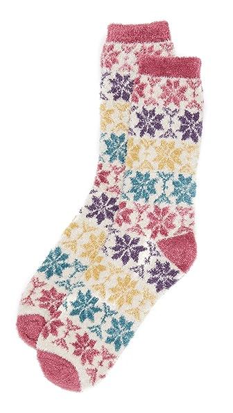 Free People Домашние носки Orian Snowflake