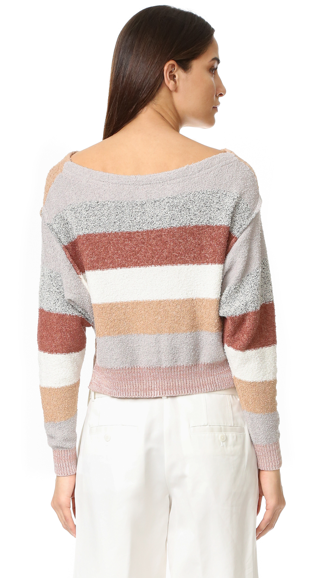 59e0ab885ff1 Free People Candy Land Sweater | SHOPBOP