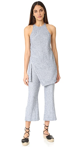 Free People Elliot Striped Set