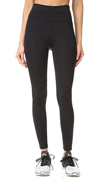 Free People Movement B Natural City Slicker Leggings - Black