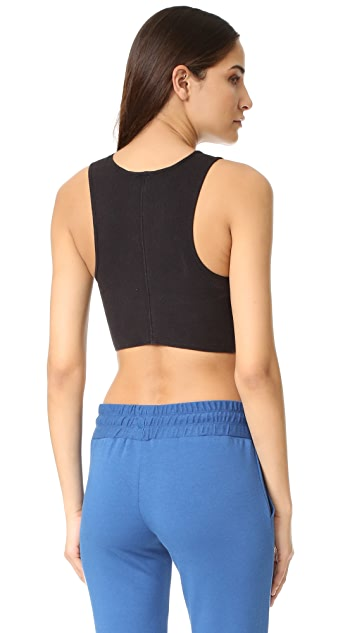 Free People Movement Ribbed Supernova Top