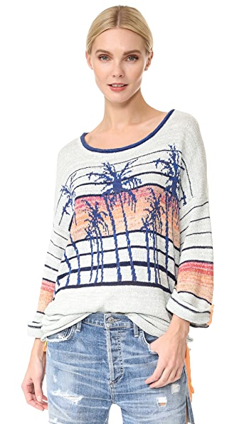 Free People Palm Breeze Sweater
