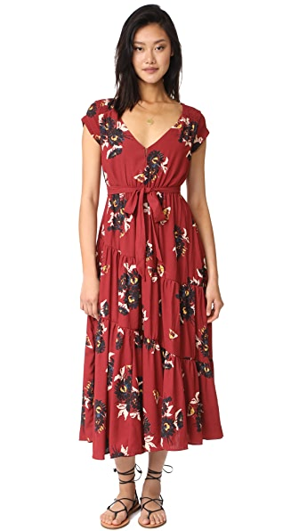Free People All I Got Maxi Dress at Shopbop