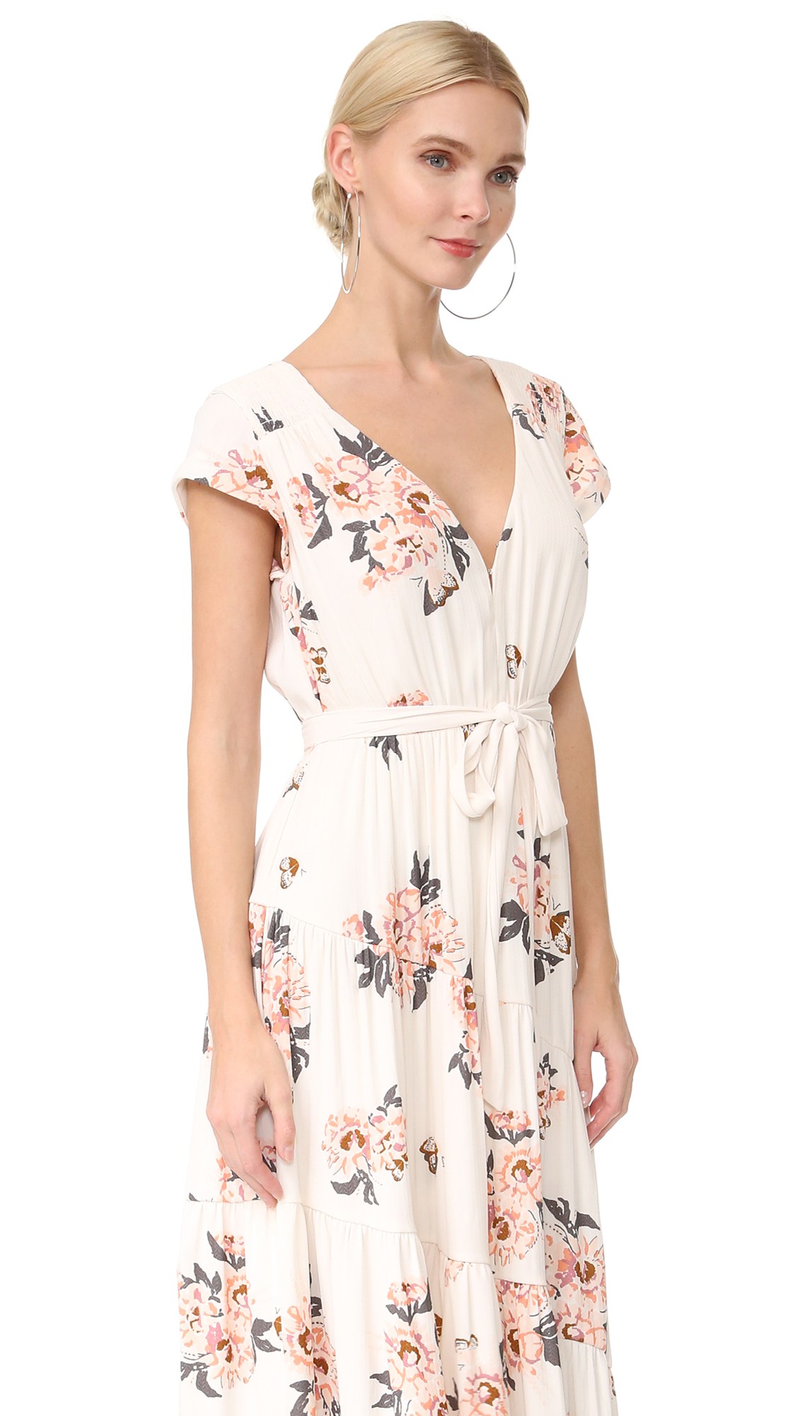 Free People All I Got Maxi Dress  40d038ecdf