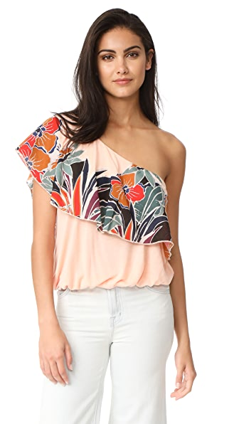 Free People Annika Bubble Top