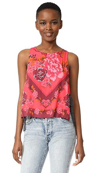 Free People This Sweet Love Top
