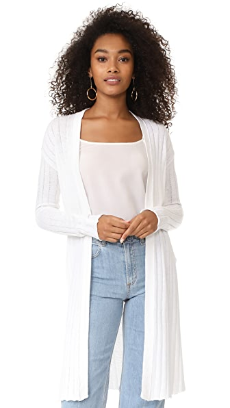 Free People Ribby Rib Cardigan at Shopbop