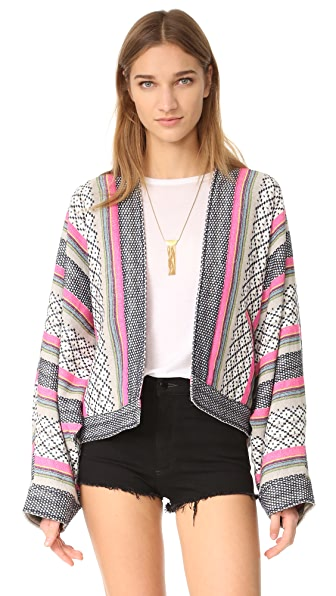 Free People Open Dolman Jacket