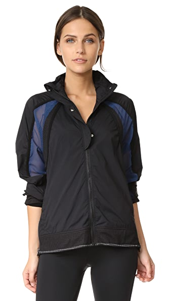 Free People Movement June Layering Jacket - Black