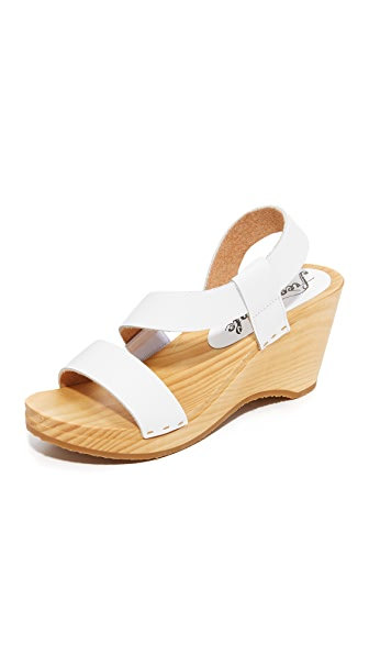 Free People Dune Beach Clogs