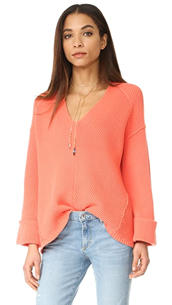 Free People La Brea Sweater