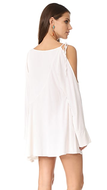 Free People Clear Skies Solid Tunic