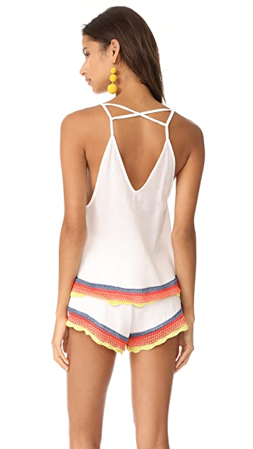 Free People White Fire Set