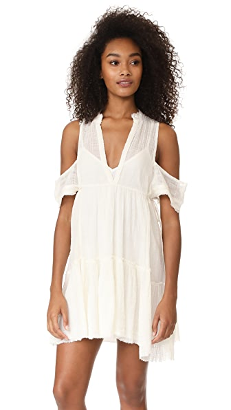Free People Gauze Indus Dress