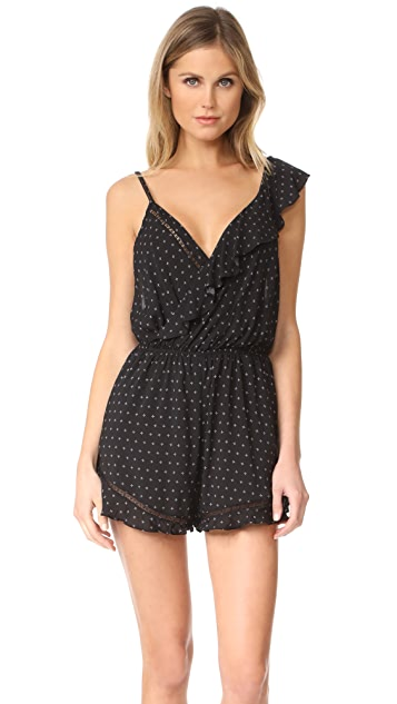Free People One Of These Days Romper