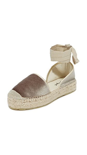 Free People Paradise Platform Espadrilles at Shopbop