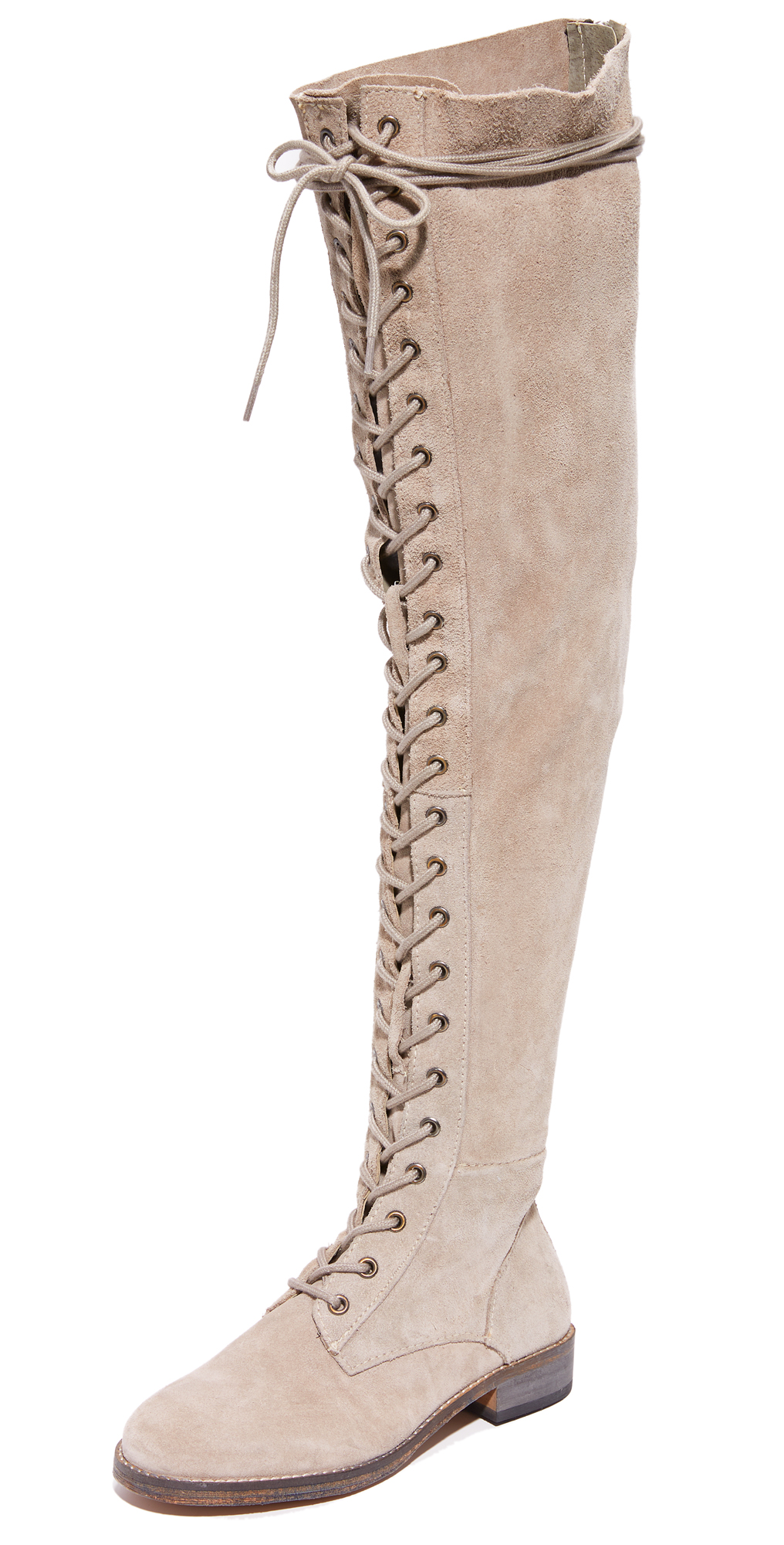 Tennessee Lace Up Boots Free People