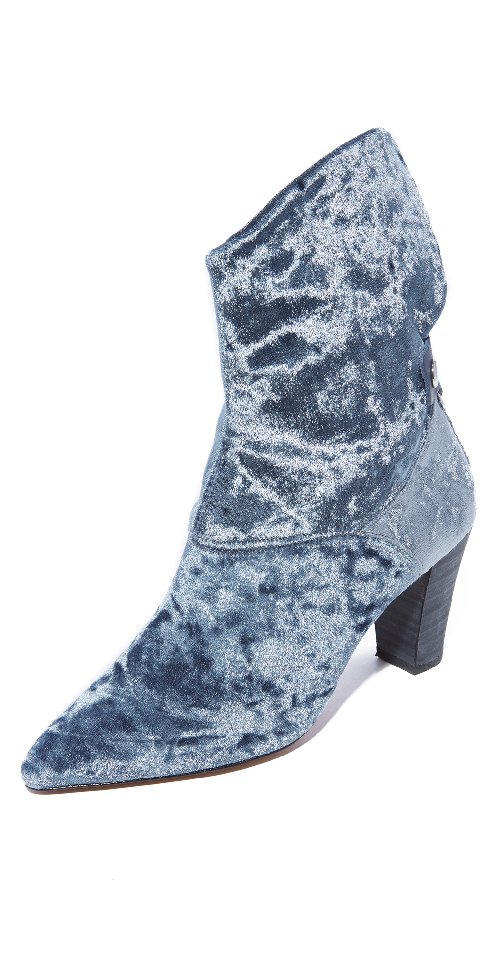 Moonlight Heel Booties Free People