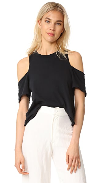 Free People Taurus Tee - Black