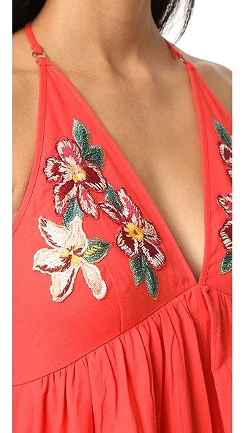 Free People Love & Flowers Dress