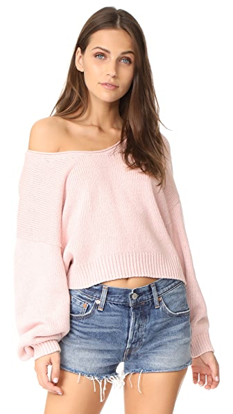 Free People Perfect Day Pullover