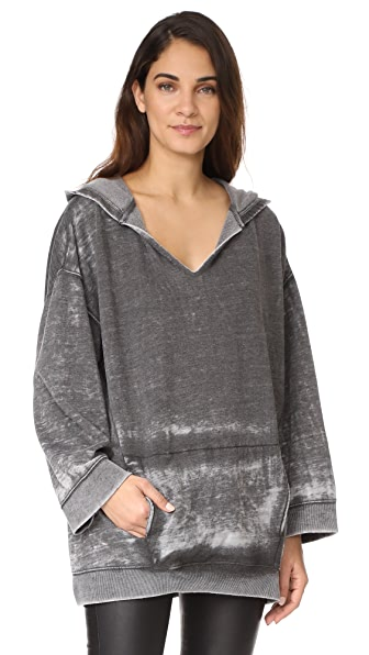 Free People Get It Hoodie