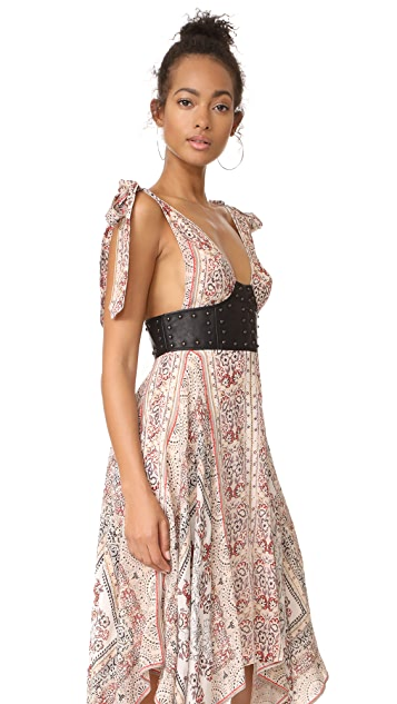 Free People You For Me Printed Maxi Dress