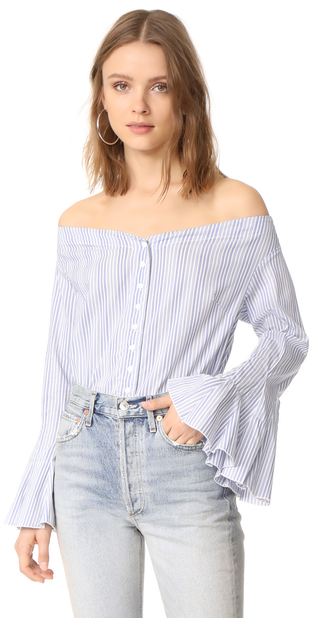 March To The Beat Top Free People