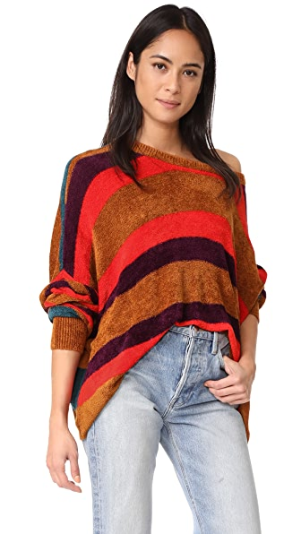 Free People All About You Pullover - Terracotta
