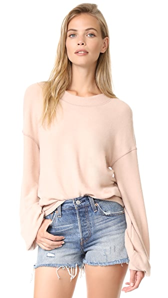 Free People TGIF Pullover Sweater