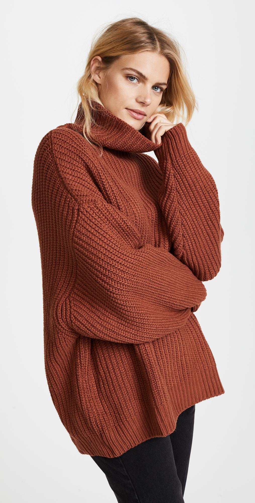 Free People Swim Too Deep Pullover Sweater Shopbop