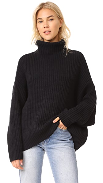 Free People Swim Too Deep Pullover Sweater at Shopbop