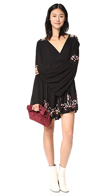 Free People Te Amo Mini Dress