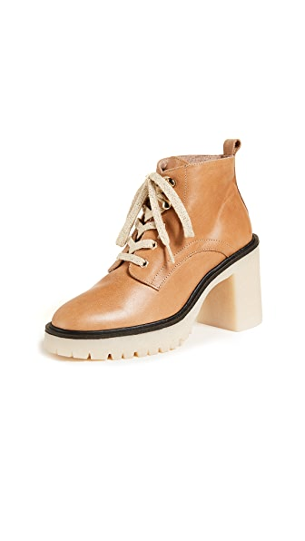 Free People Sydney Hiker Booties