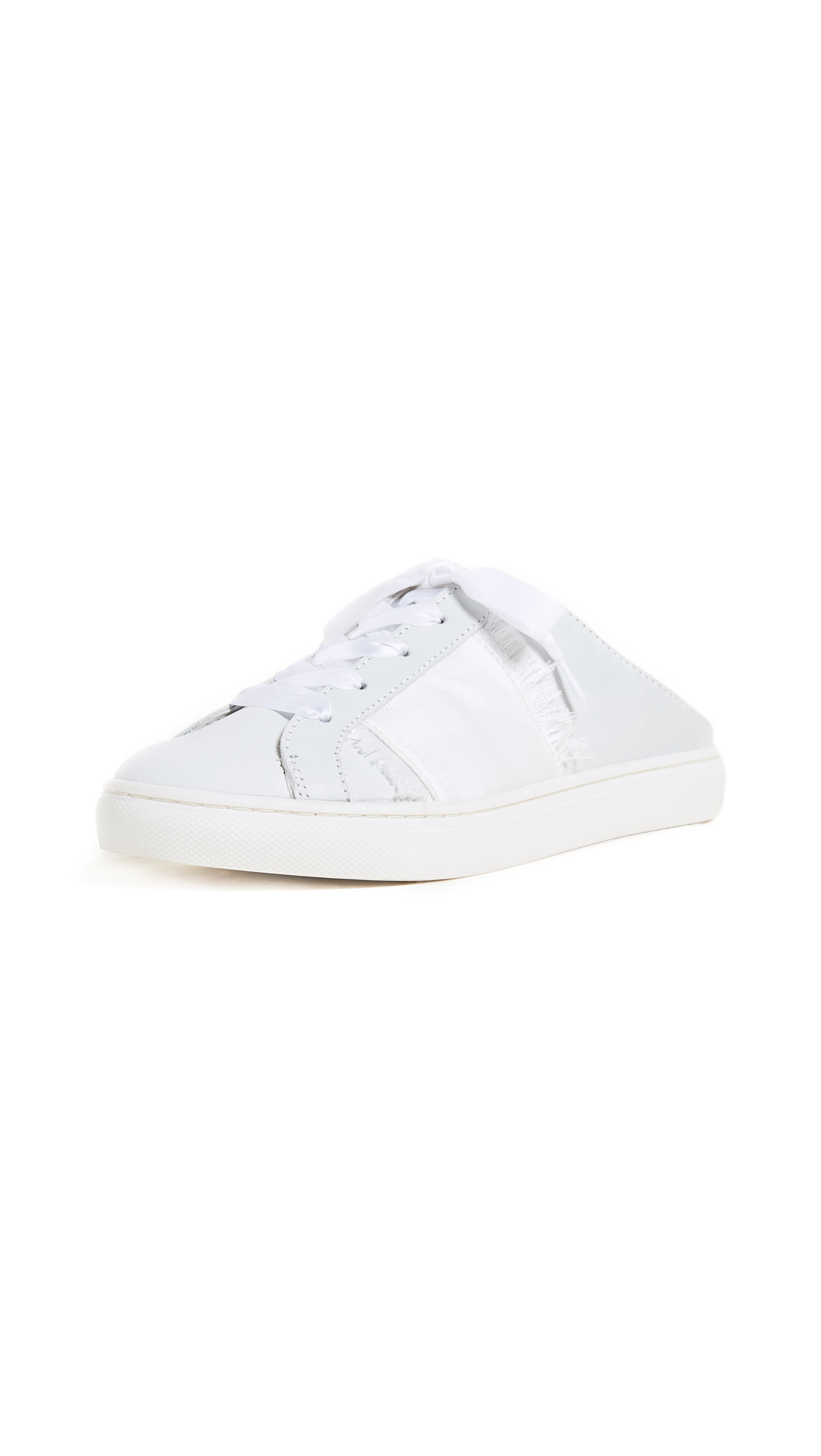 Free People Naples Slip On Sneakers - White