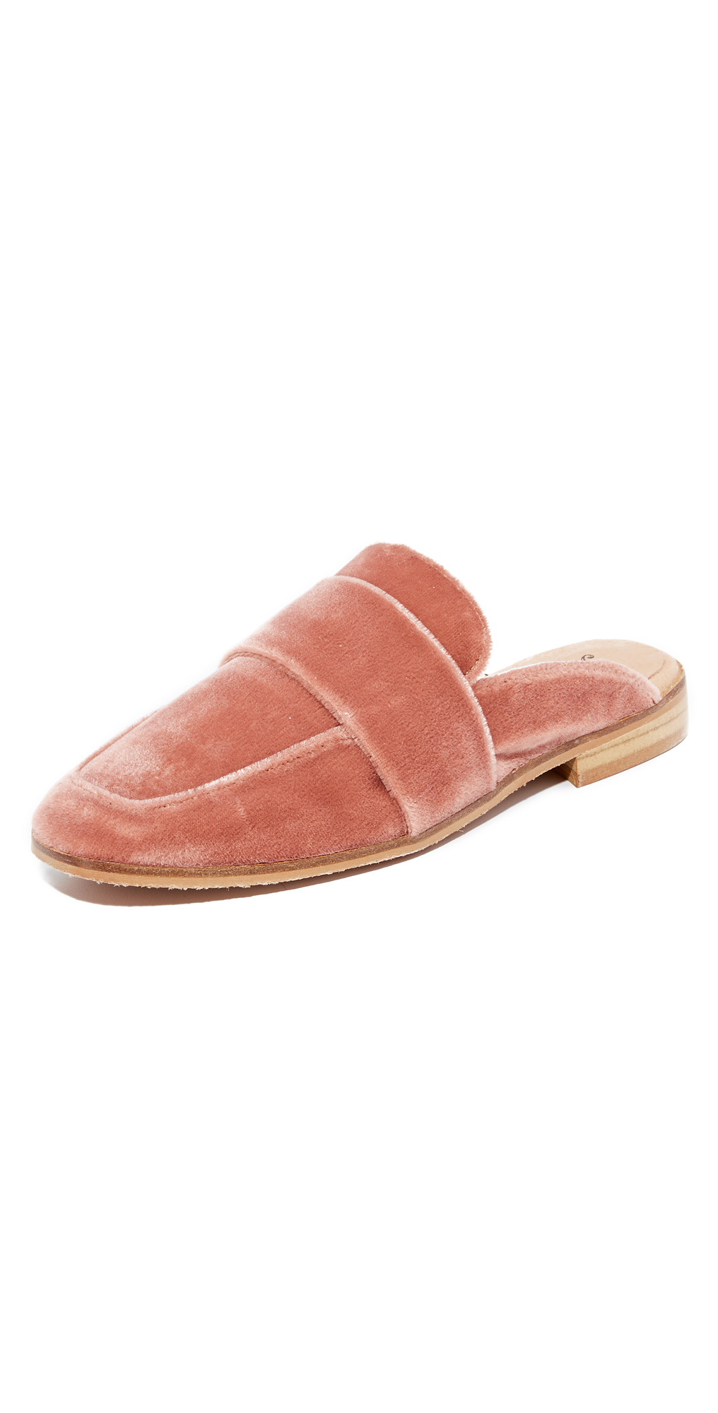 Velvet At Ease Loafers Free People