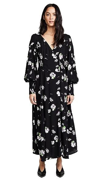 Free People So Sweetly Midi Dress at Shopbop