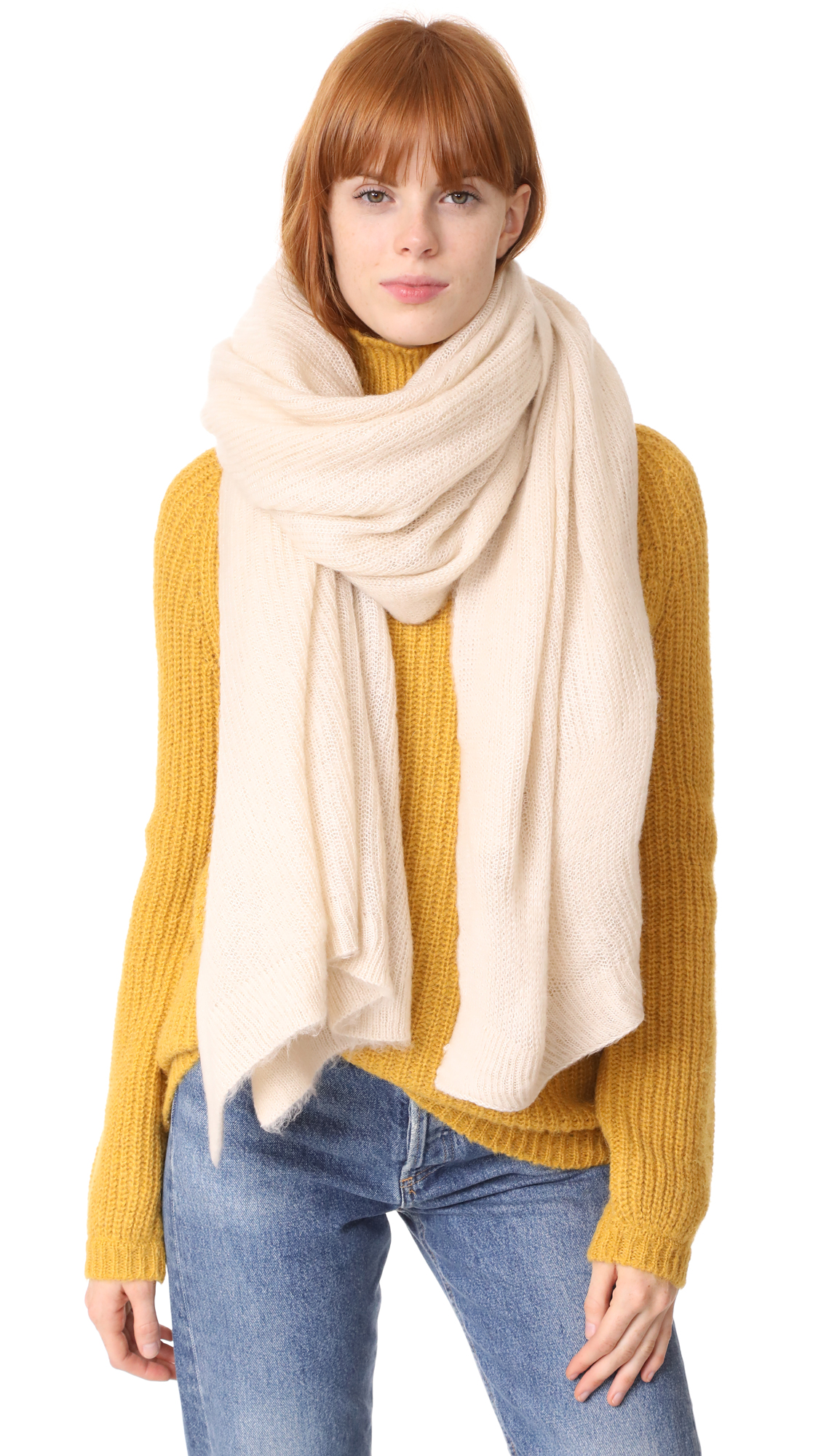 Free People Kennedy Scarf